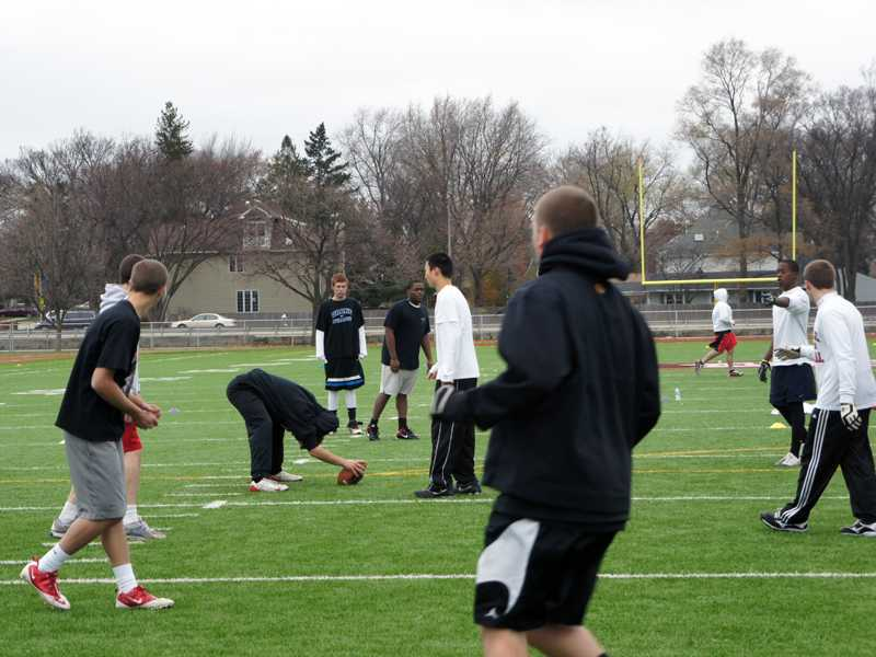 NHS Turkey Bowl helps needy