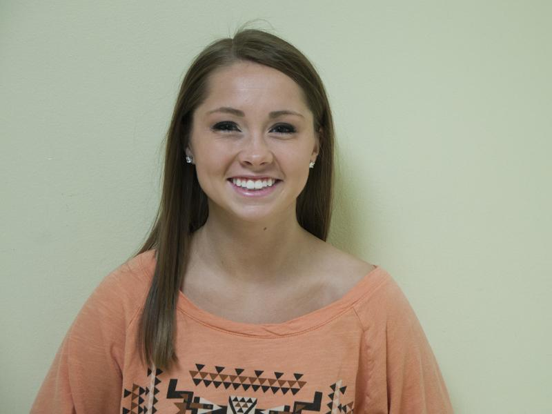Senior Madeline Beja joins Daily Herald leadership team