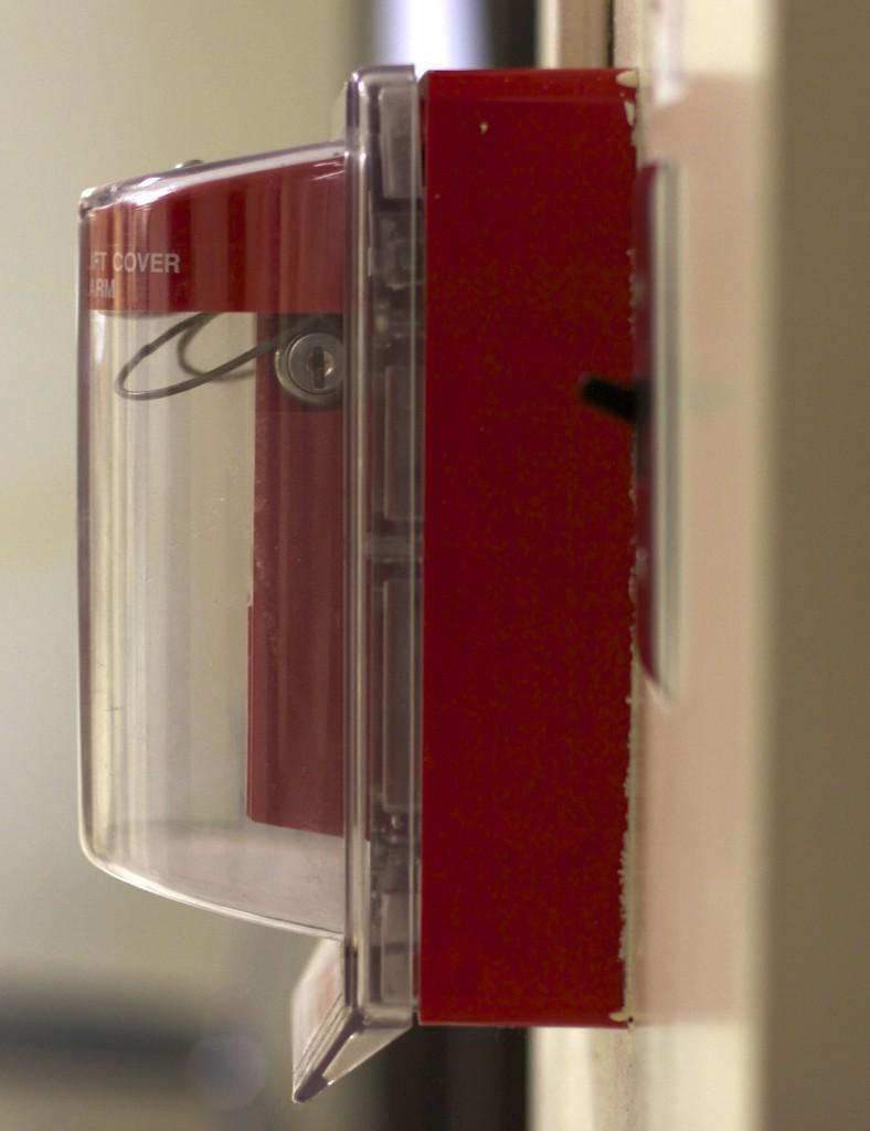 devils 39 advocate fire alarm goes off students react. Black Bedroom Furniture Sets. Home Design Ideas