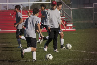 Boys soccer holds annual KICK fundraiser