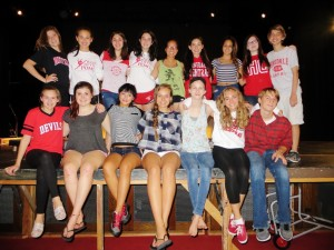 Freshmen theater takes comedic twist on Brothers Grimm