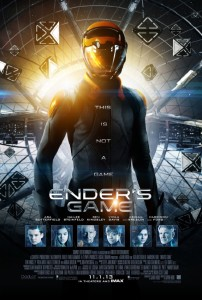 """Ender's Game"" stays true to novel"