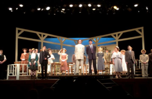 """Inherit the Wind"" livens up the stage"