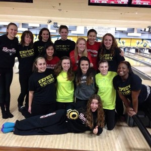 Central vs. South girls' bowling: Not your average rivalry