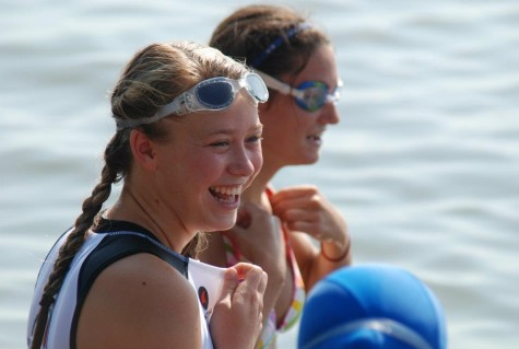 Shupe competes in triathlons