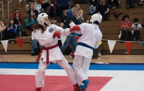 Sophie Lekas: karate master