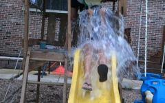The challenge with the trending ALS ice bucket videos
