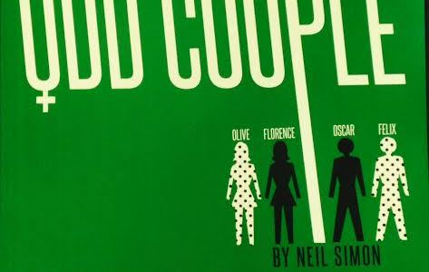 """The Odd Couple"" premieres tonight"