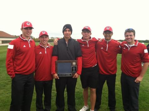 Driving for the finish line: boys' golf looks ahead to the remainder of the season