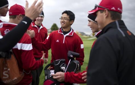 Kenneth Li: MVP of boys' golf