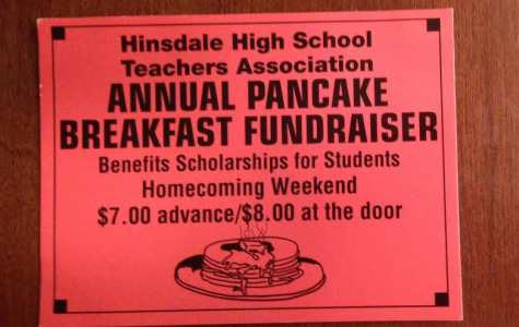 Central hosts annual Pancake Breakfast