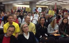 Teachers and Board reach tentative agreement