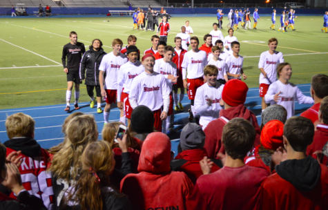 Boys' soccer hits stride at the right time, wins State Championship
