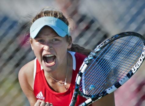Girls' tennis dominates state again