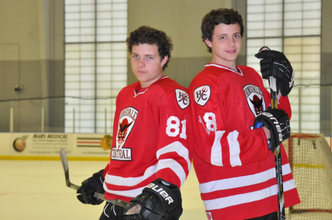 Varsity hockey team staying strong despite losses