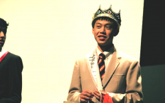 Ren crowned Mr. Hinsdale 2014