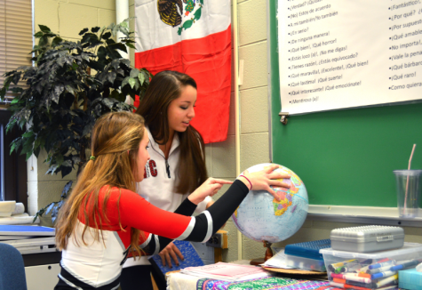 World Languages Week helps promote foreign language study at Central