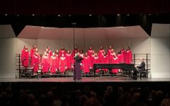 Red Devils perform at Fall Choral concert