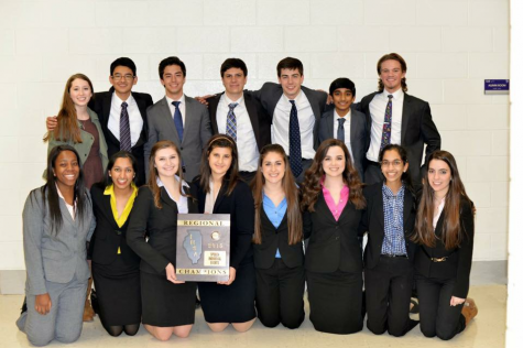 Forensics Showcase proves beneficial to regional team