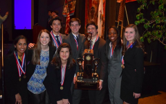 Forensics team rises to level of competition, secures its first ever state championship