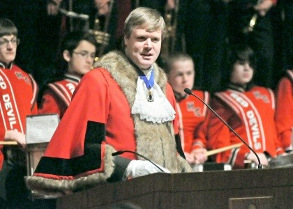 Marching band to perform in London's New Year's Day Parade