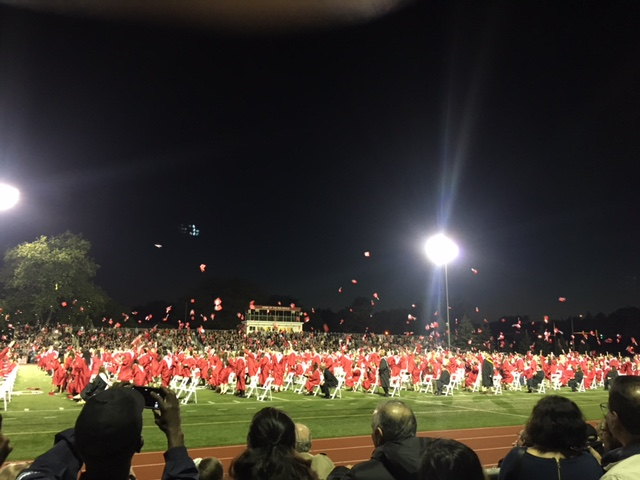 Class of 2016 reflects on their time at Central