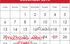Students can finally relax during their December break