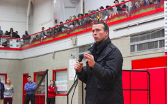 Central reacts to Chris Herren's message