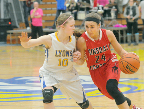 Girls' basketball season ends in sectional semis