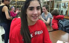 Freshmen Friday: Nisreen Huzien