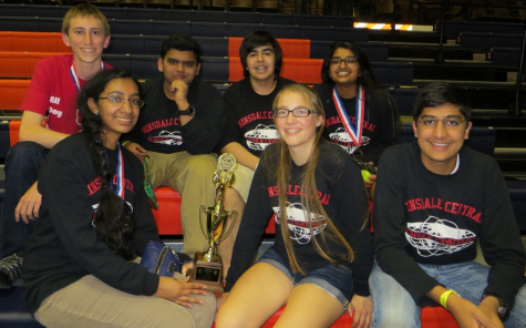 Science Olympiad team finishes third at State Tournament