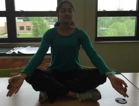 Got meditating on the mind