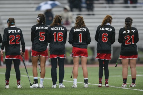 Girls' lacrosse looks ahead to playoffs