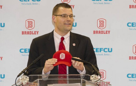 Central Alum takes on coaching opportunity at Bradley University