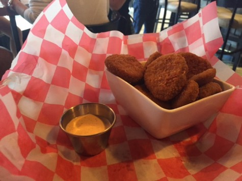 Fried pickles from Fuller House are not to be missed