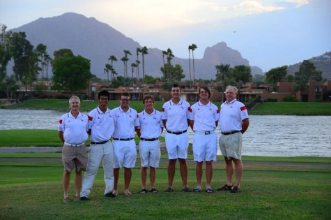 Boys' Golf Places at National Tournament Invite