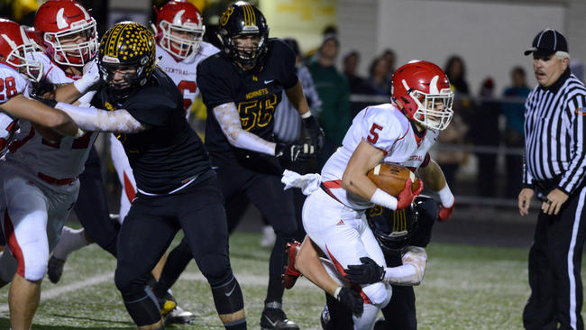 Hinsdale Central and Hinsdale South currently play against each other, and it seems that it will stay this way
