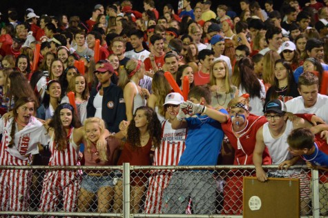 Red Devil Nation has brought together many Central students; could this Ditch Day do the same?