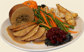 This meatless Turkey is the classic many people think of when Tofurky is brought up