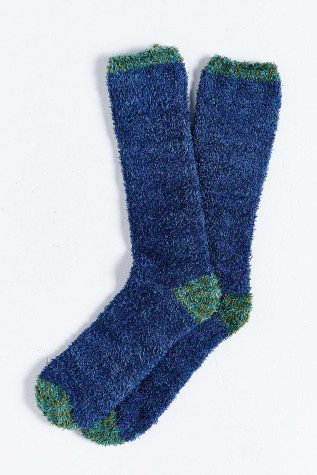 There's nothing like practical, fuzzy socks to keep you warm for the rest winter