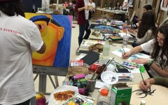 Live Day of Art exhibits talent and demonstration