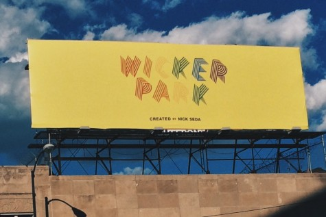 The billboard featuring Seda's Geofilter went up on March 17