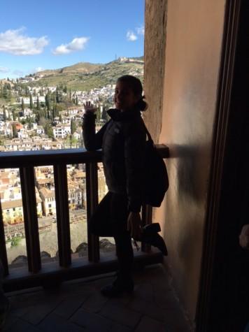 Banoub at the Alhambra.