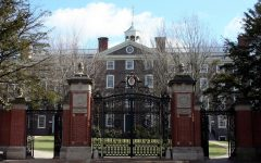 Brown University and the middle class, glass ceiling