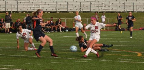 Girls' Soccer continues to thrive under new system