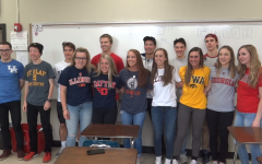 College T-Shirt Day 2016