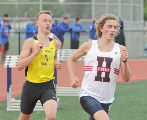 Blake Evertsen breaks 33-year-old track record