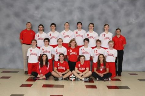 Boys' volleyball looks to finish season strong