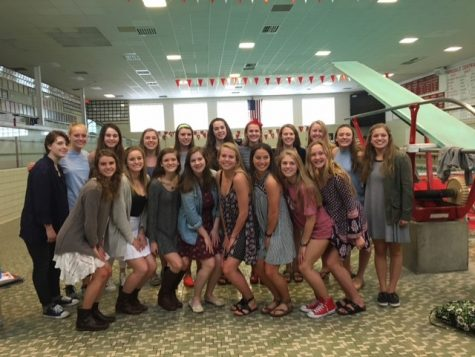 Girls' Water Polo finishes season at Sectionals