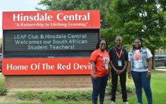African Teachers LEAP into Central